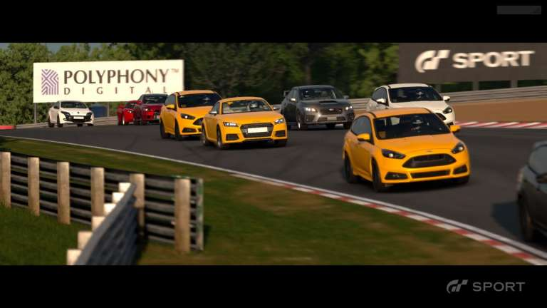 Here Are The Top 5 Best Racing Video Games Ever Produced According To Metacritic's Metascores