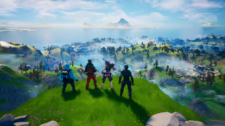 Fortnite Chapter 2 Season 1 Is Now Live, And There Are Some Major Changes