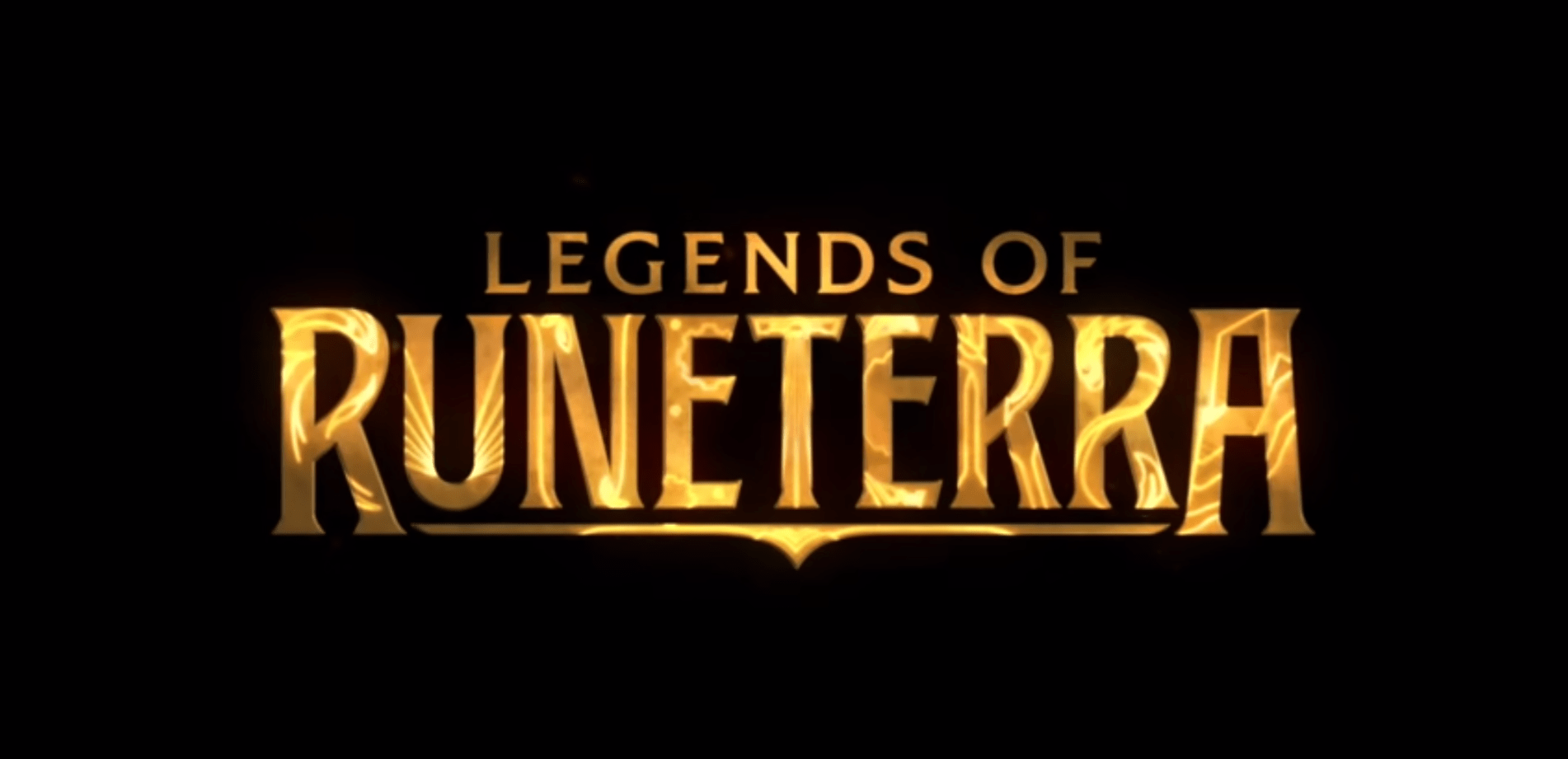 A Quick Look At Legends of Runeterra, Based On League Of Legends And Arriving Sometime In 2020