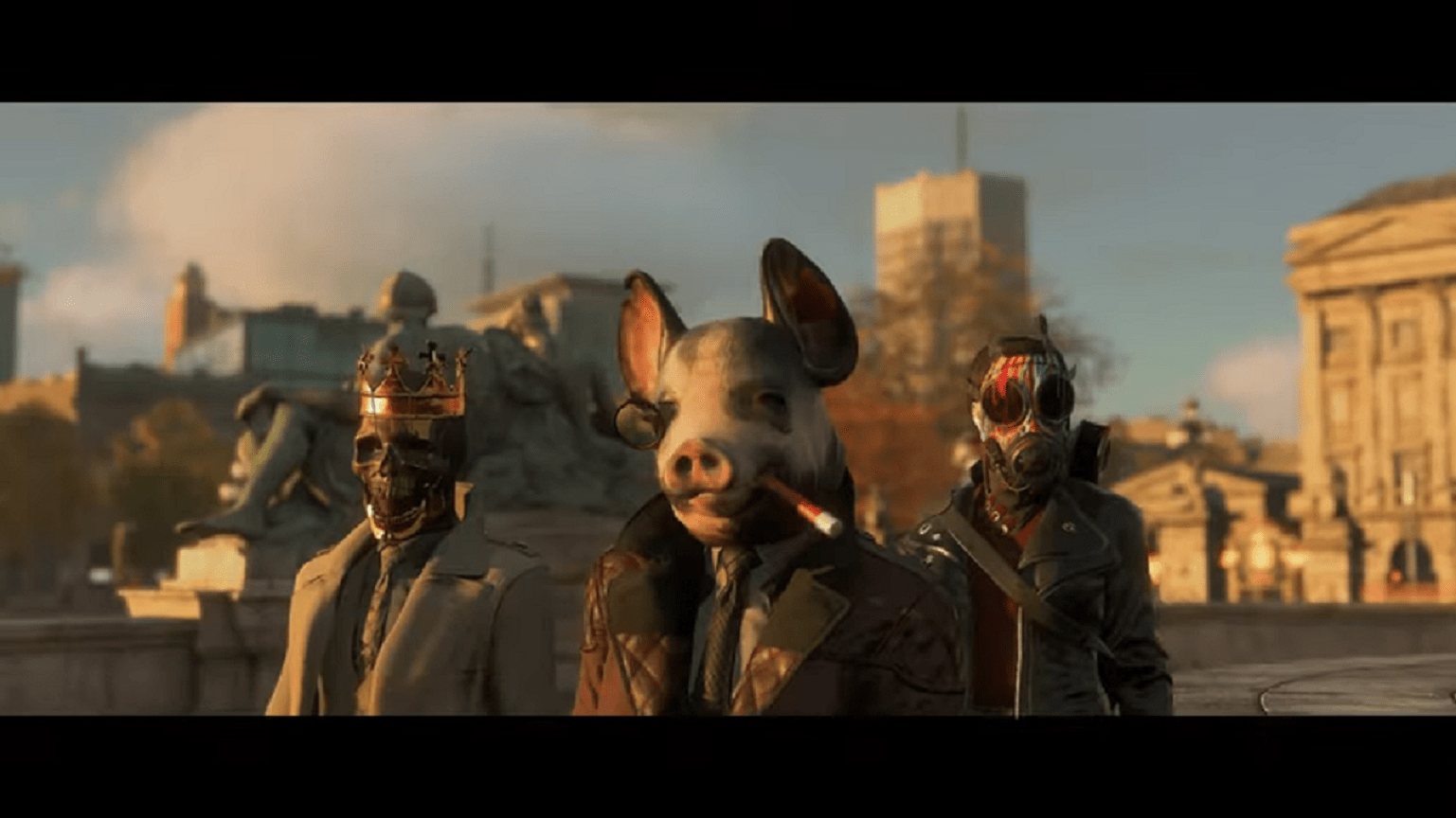 Ubisoft Will Release Gods and Monsters, Rainbow Six Quarantine and Watch Dogs Legion Next Year, Optimized For Next-Gen