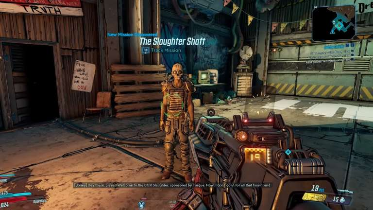 Borderlands: The Handsome Collection Could Be The Next Free Offering On The Epic Games Store, According To Image Leak