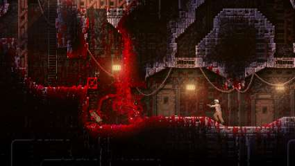 Carrion Receives A Demo Demo On Steam Allowing You An Early Chance To Become The Monster In The Darkness