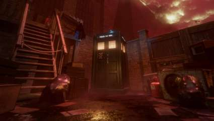 Doctor Who: The Edge Of Time VR Adventure Game Launches This November