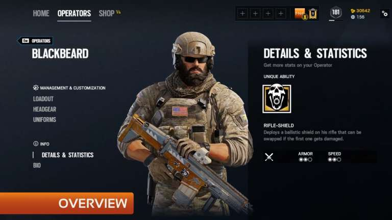 Rainbow Six Update: Blackbeard Is Getting Too Good, And Designers Are Thinking Of Nerfing The Operator
