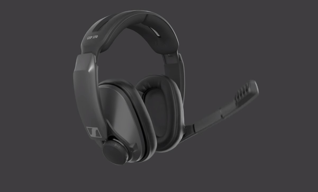 Sennheiser GSP 370 Wireless Gaming Headset Gets A Boost With A Longer-Lasting Battery Life