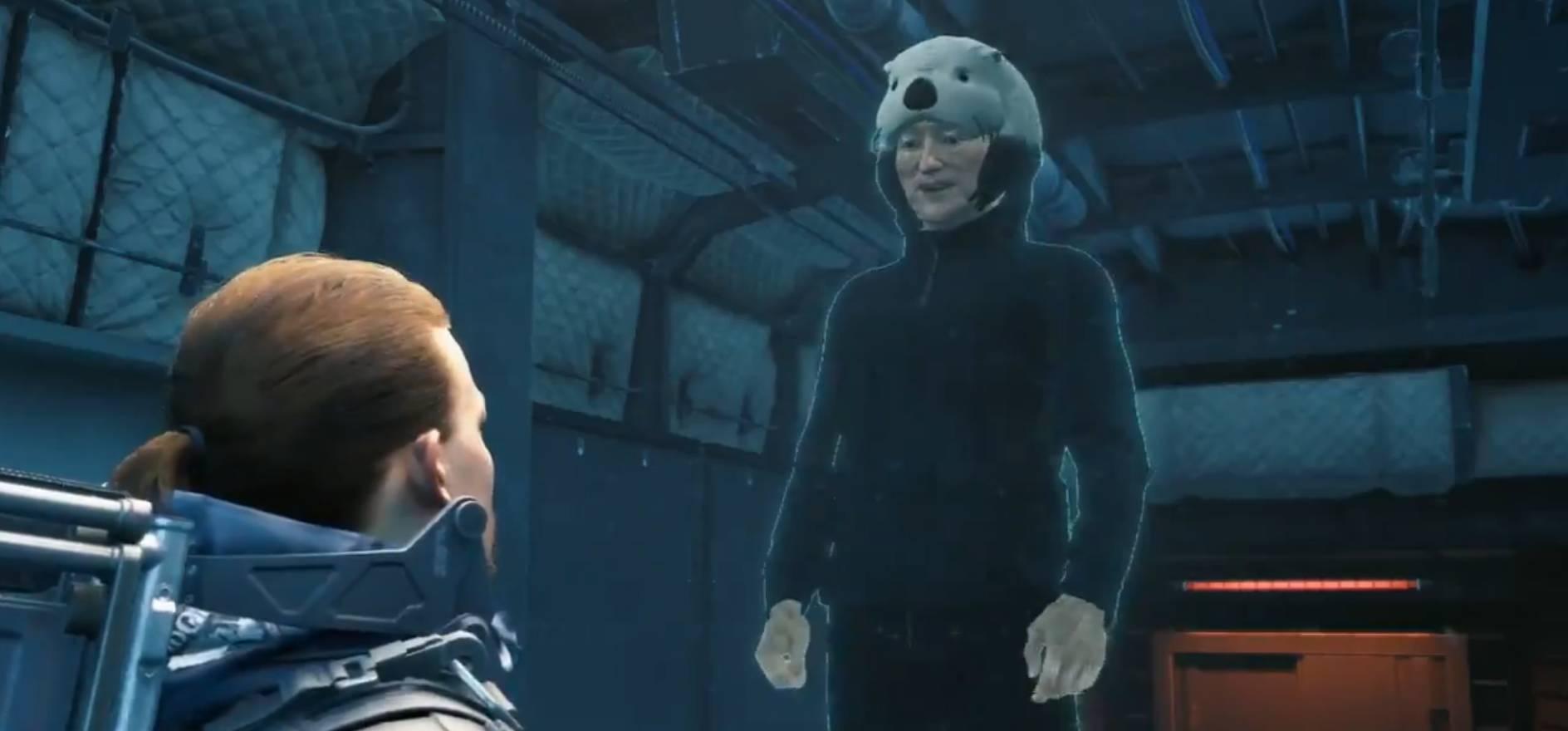 Hideo Kojima Reveals Cameo Of Late Night Host Conan O'Brien In Upcoming Game Death Stranding