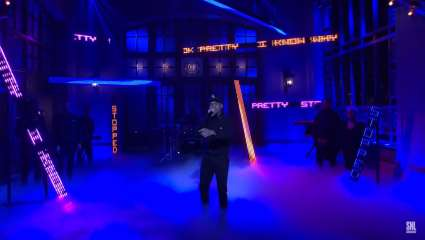 SNL Filled With The Gallows Humor As Chance The Rapper Try Out SNL Esports Reporting