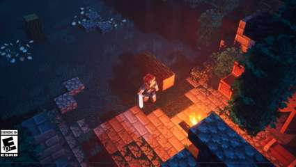 Mojang's Upcoming Game Minecraft Dungeons Nearly Became A Nintendo 3DS Exclusive