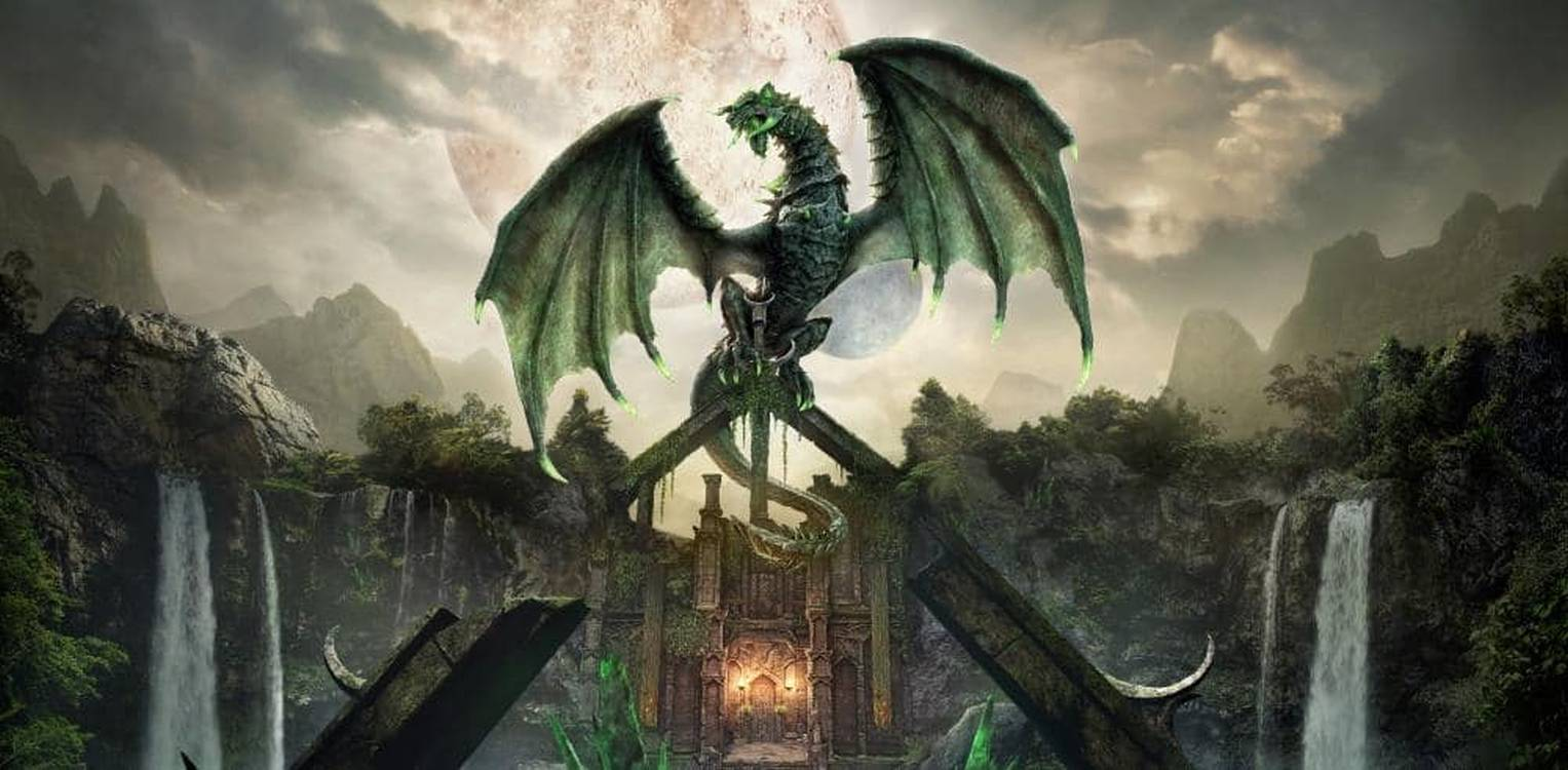 The Elder Scrolls Online Continues Season Of The Dragon With New DLC Dragonhold On PC/Mac