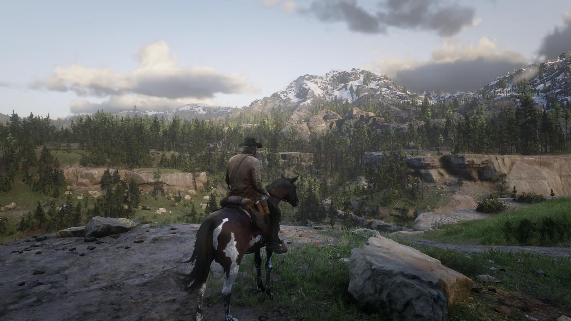 Red Dead Redemption 2 photo mode finally trots onto PS4