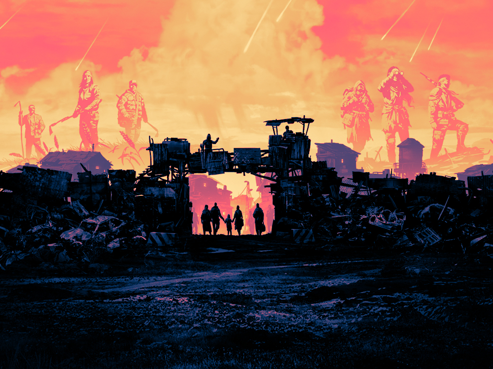Surviving The Aftermath Early Access Is Now Available On Epic Games Store, It Is Time To Survive The End Of The World