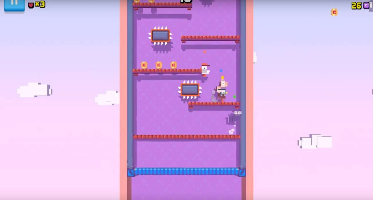 A New 2D Platformer Called Crossy Road Castle Is Heading To Apple Arcade And Will Support Controllers