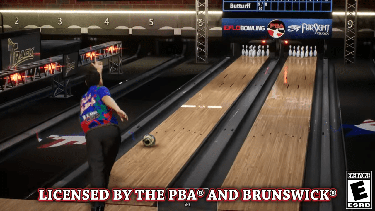 Finally Pro-bowling Launches It's First Game in 30 Years to Mainstream On PC, Switch, PS4 & Xbox One