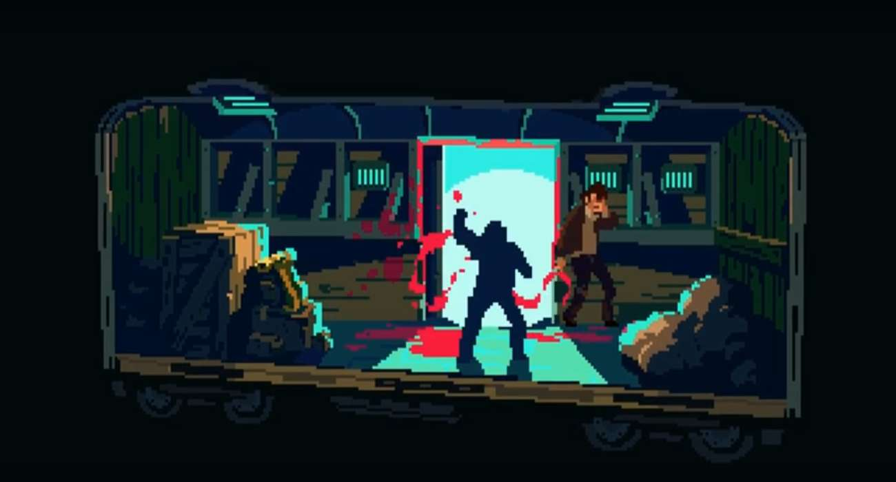 The Unique Pixelated Game The Drifter Just Got An Official Trailer Announcement