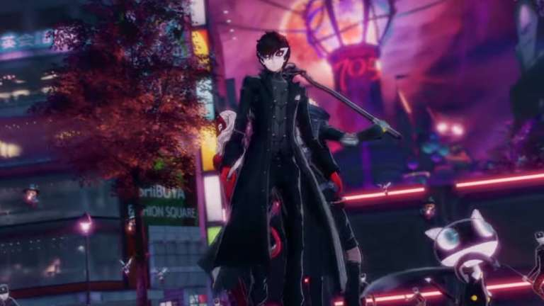 Atlus Announces Action RPG Persona 5 Scramble: The Phantom Strikers For Early 2020