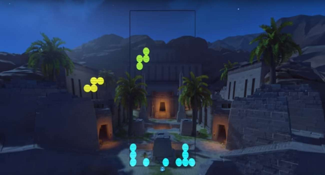 The Iconic Tetris Has Now Come To Overwatch Thanks To The Creativity Of One Fan