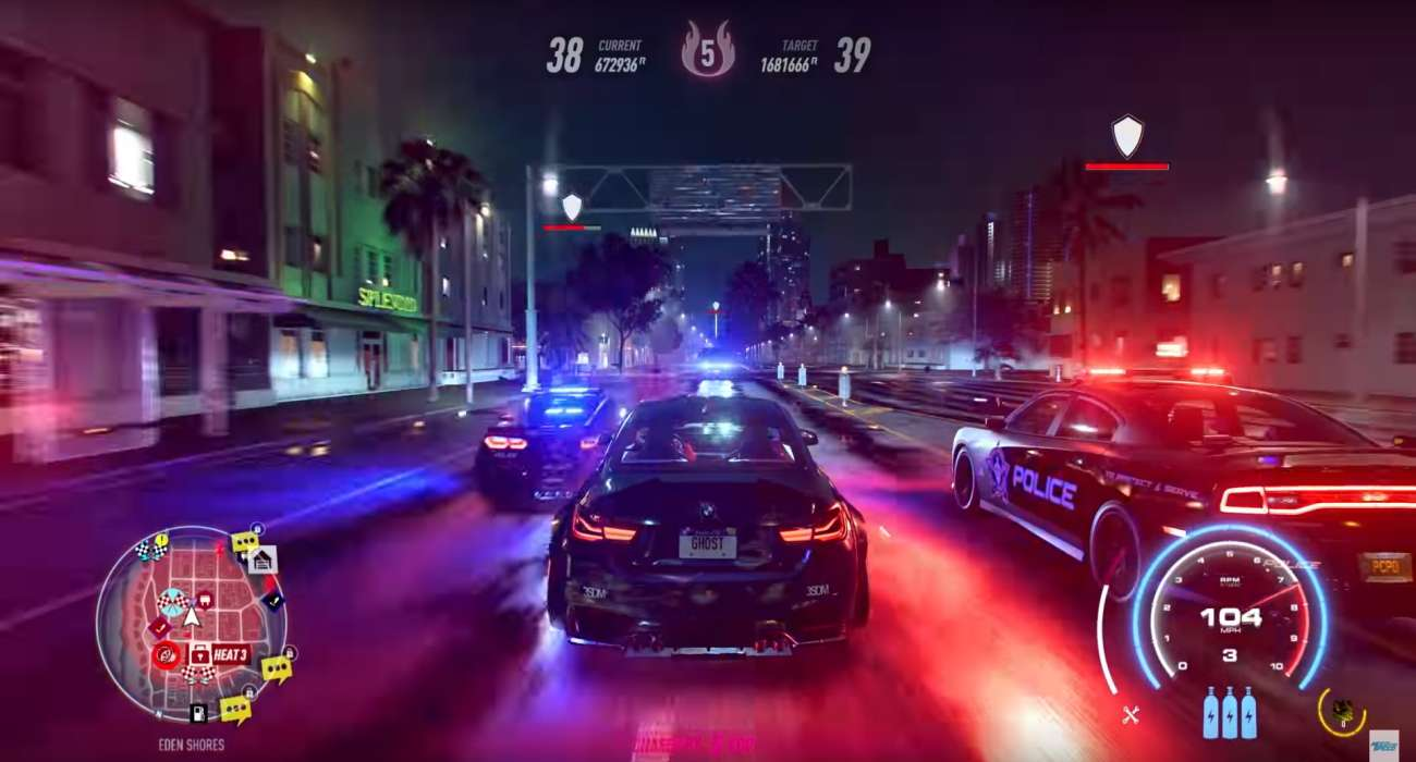 Subscribers Of EA Access Can Play Need For Speed Heat Right Now Ahead Of Its Official Launch