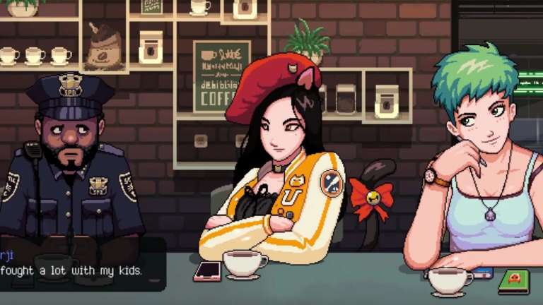 Toge Productions' Coffee Talk Lets Players Become A Barista In Alternative Seattle
