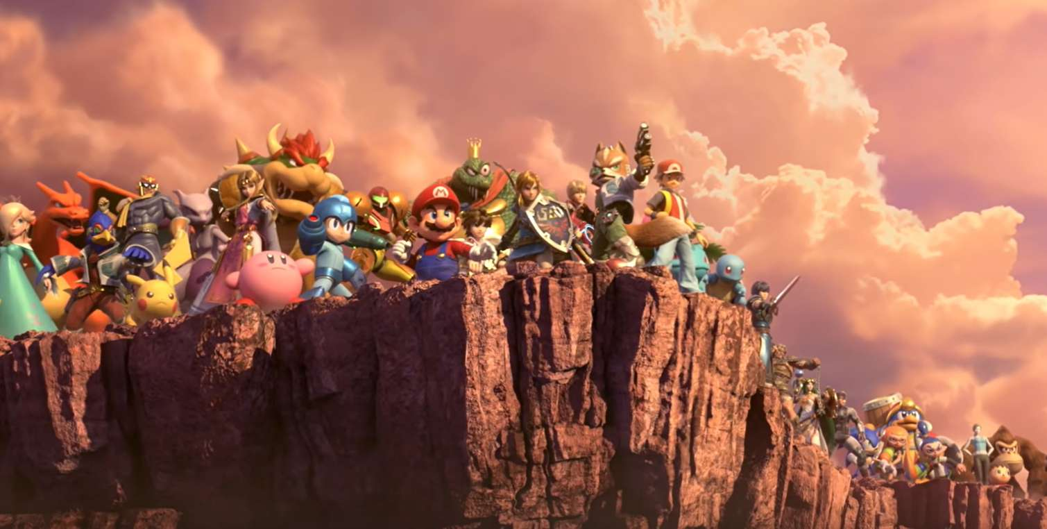 Super Smash Bros. Ultimate's new tournament doesn't mess around