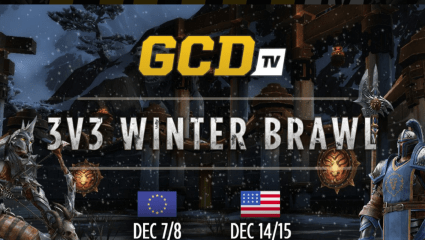 GCDTV 3v3 Winter Brawl Series Is Taking Place In December For World Of Warcraft: Battle For Azeroth PvP Players