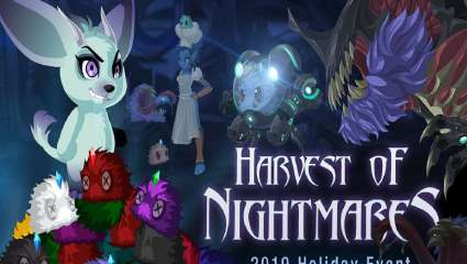 Thanksgiving Event Harvest Of Nightmares Comes To AdventureQuest Worlds