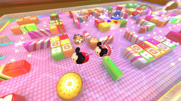The Party Gets Hardy In Disney Tsum Tsum Festival, Out Now On Nintendo Switch