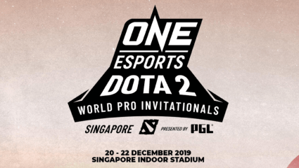 One Esports Dota 2 World Pro Invitational Is A Month Away, Featuring The Best Dota 2 Teams In The World