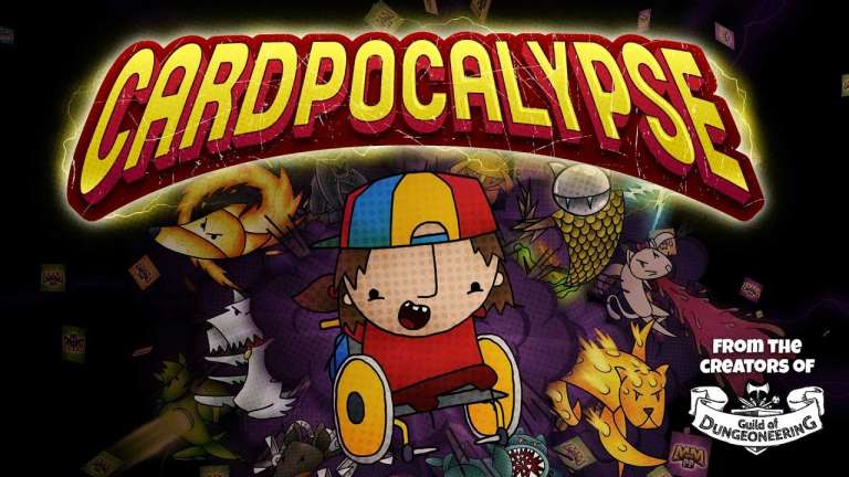 It's All In The Cards In Cardpocalypse, Coming Mid-December To Nintendo Switch