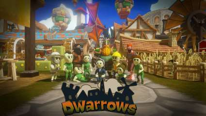 Rebuild And Relax In Dwarrows, An Adventuring Town-Builder Game