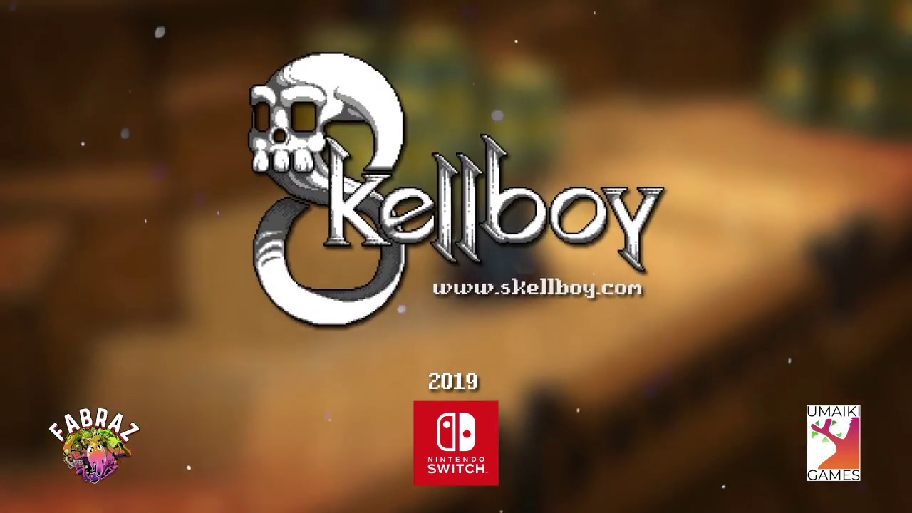 No Bones About Battle In Skellboy, Coming To Switch Early December