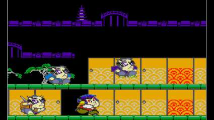 Konami May Be Reviving Mystical Ninja Goemon Series