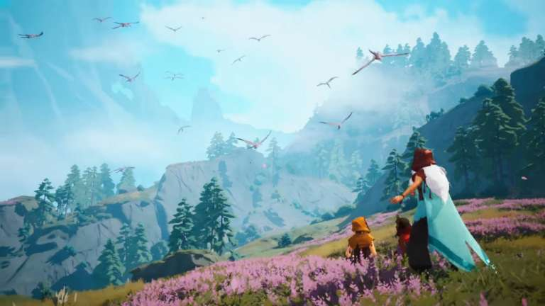 Microsoft's Child Company; Rare, Has Announced A 'Brand New' IP, Everwild Set In A 'Natural And Magical World'