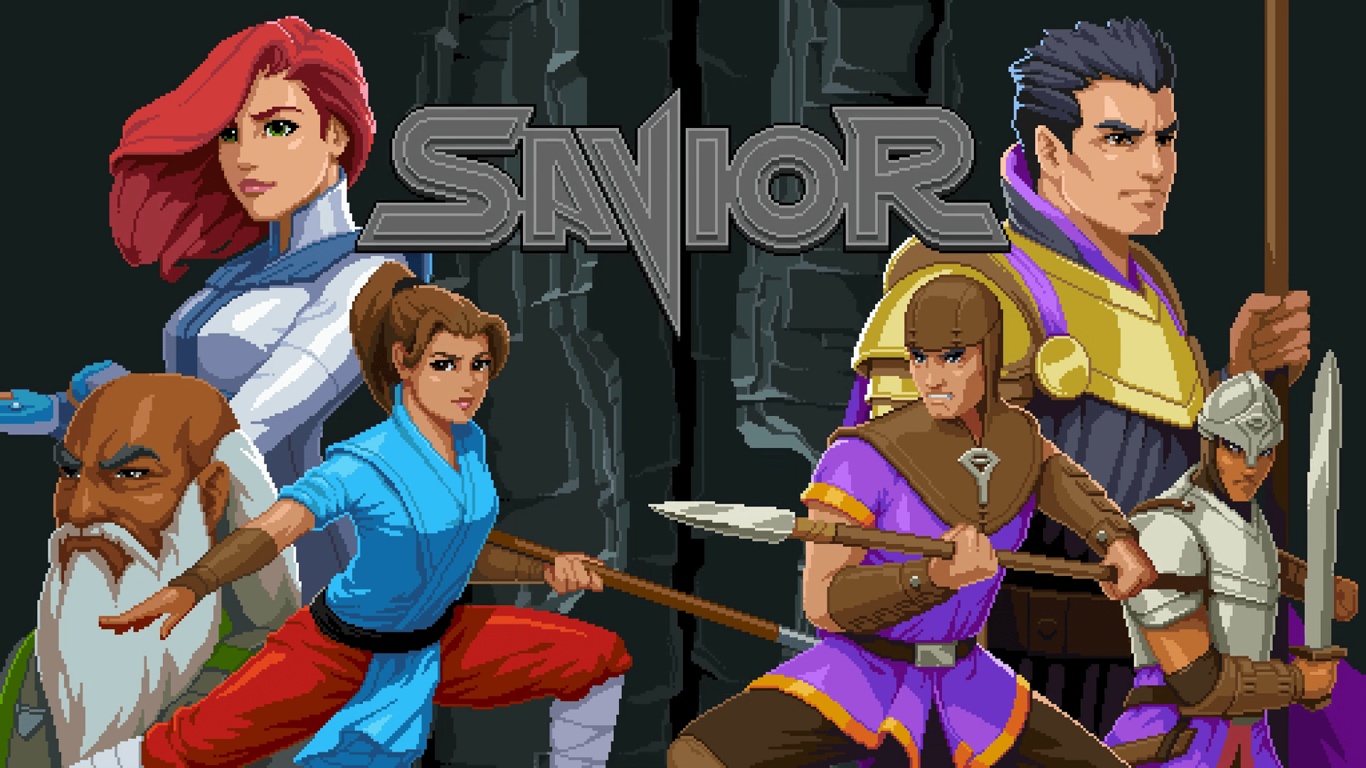 Punch-Out And Metroid Collide In The Upcoming Indie Game Savior
