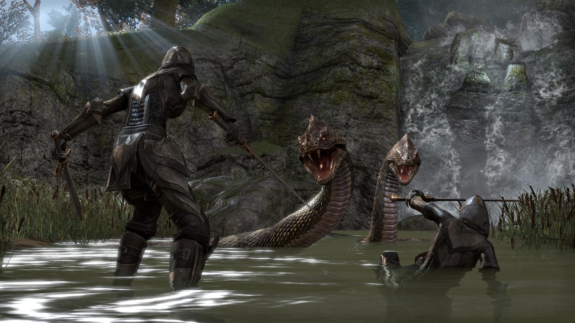 Geoff Keighley Shares Game Awards Billboard Advertising New Elder Scrolls Online News