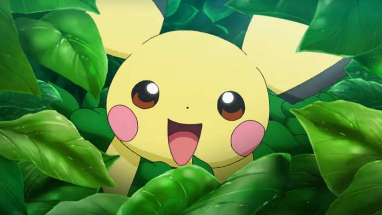 New Pokémon Anime Will Show Pikachu As A Young Pichu For First Time