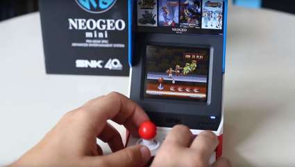 A Newegg Early Black Friday Promotion Has Made The Neo Geo Mini Nearly 50% Off