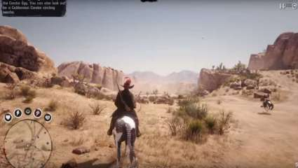 PC Mod Allows You To Control A Caveman In Red Dead Redemption 2, Be Careful How You Use It, Though