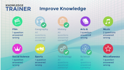 Sharpen Your Mind With Knowledge Trainer: Trivia, Releasing On Nintendo Switch