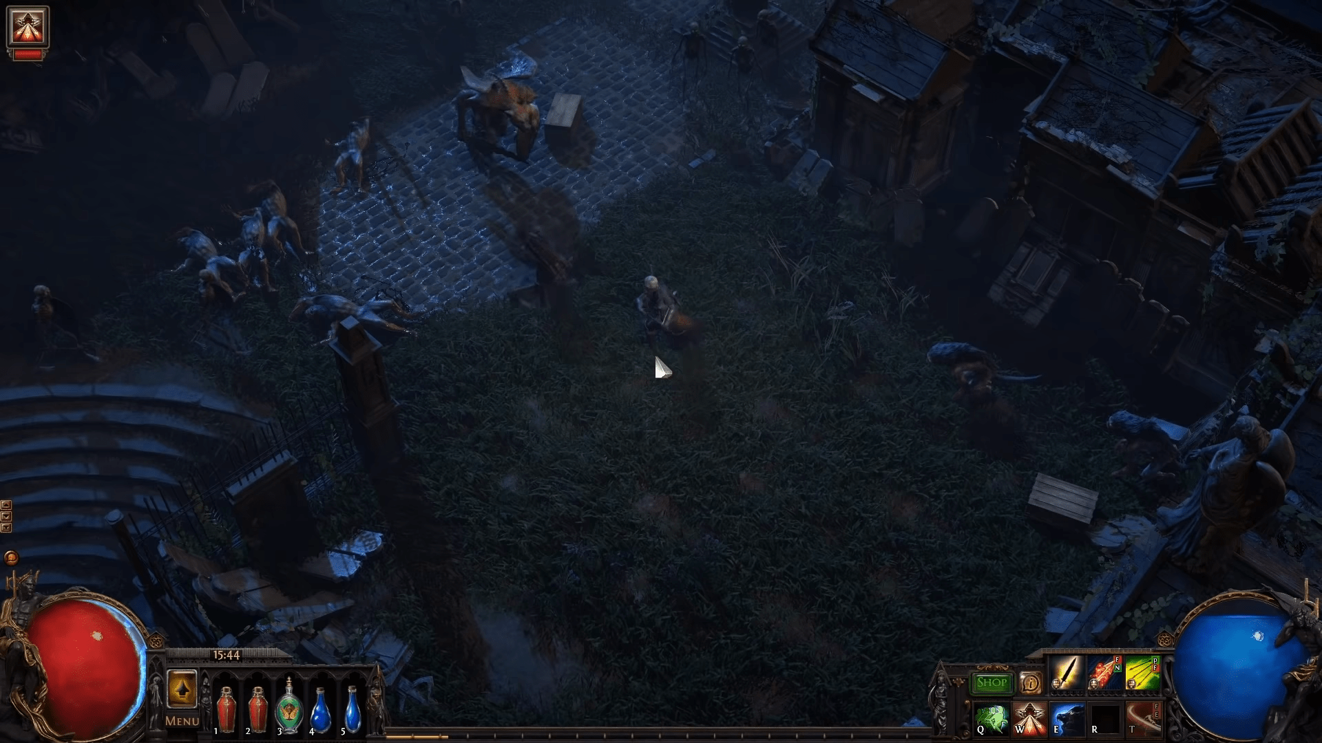 Path Of Exile 2 Announced In First Day Of Annual Exilecon, Grinding Gear Games Offers Sneak Peek