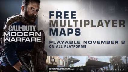 New Maps And A Highly Anticipated Mode Are Available In Call Of Duty: Modern Warfare