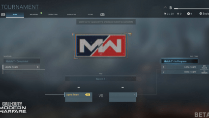 2 Vs 2 Gunfight Tournament Beta Launches On Call Of Duty: Modern Warfare, Accompanied By A Few Other Fixes