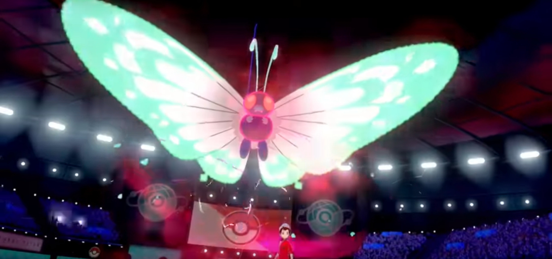 Pokémon Company Reveals Best Times To Encounter Gigantamax Butterfree In Upcoming Max Raid Battle