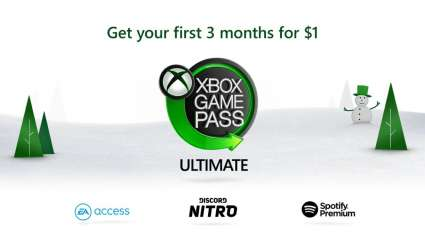 Get Xbox Game Pass Today, Get EA Access And More As A Bonus; Also Available To Existing Subscribers