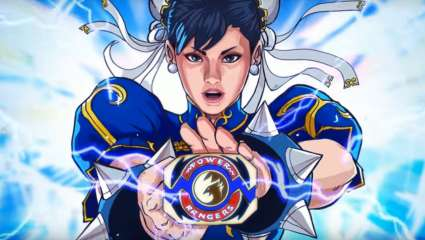 Power Rangers: Legacy Wars Adds Chun-Li As Part Of Street Fighter Crossover Event