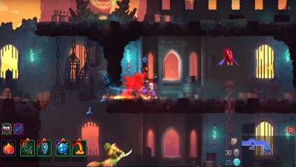 The Corrupted Update Is Making Its Way To Dead Cells; Is Introducing A Lot Of Great Additions