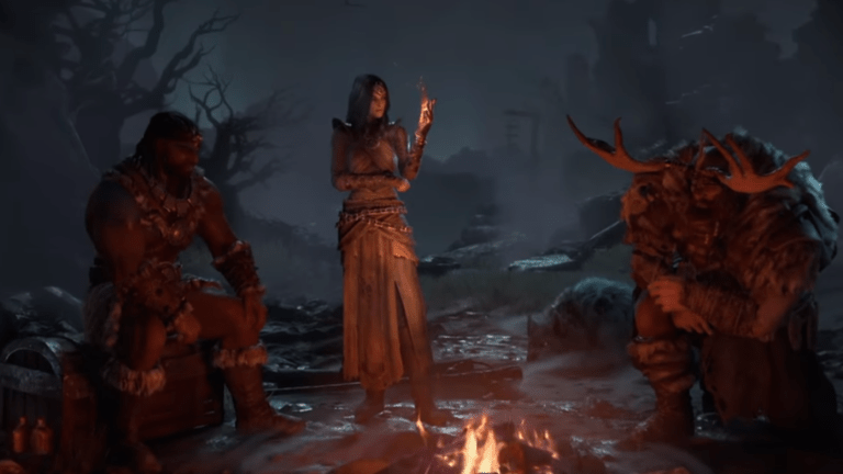 Diablo 4 - A Look At The Three Announced Classes:  Sorceress, Barbarian, And Druid