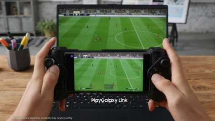 Samsung's PlayGalaxy Link Expects Availability On Several Galaxy Handhelds Starting This December