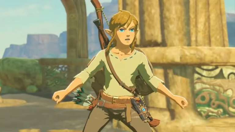 The Legend Of Zelda Breath Of The Wild 2 Has A Rumored Release Window, According To A Nintendo Insider