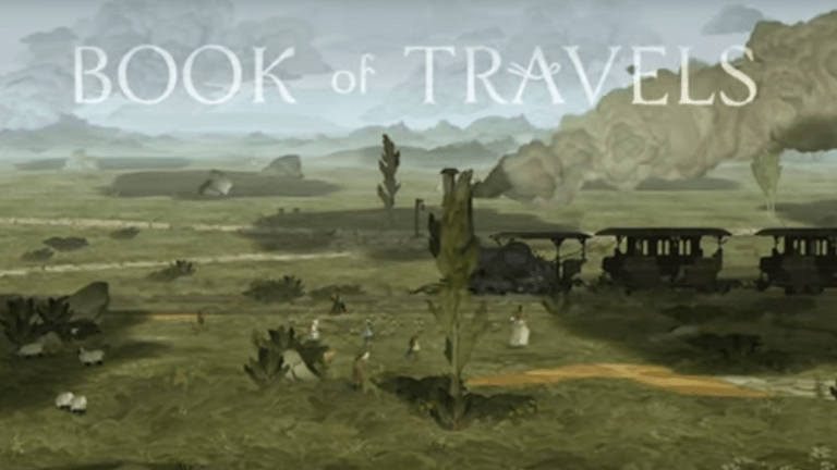 Book of Travels Takes A Unique Approach To An RPG, Focusing On Personality Traits And Roleplaying Instead Of Player Stats And Abilities