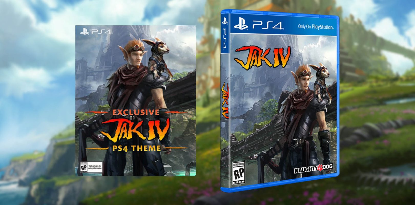 Limited Run Games Has Announced An Exclusive Jak IV Collector's Case – But There Is A Catch